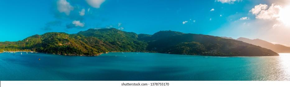 Labadee beach, Haiti, Caribbean Sea