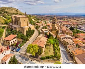 Labastida, wine city of the Rioja Alavesa, Spain.
