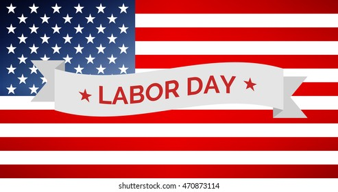 Labor Day Background illustration