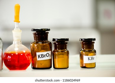 Laboratory equipmants, chemicals