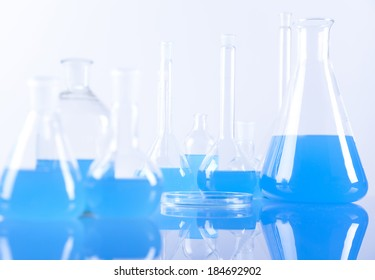 Laboratory glassware equipment