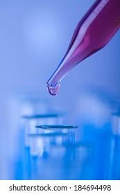 Laboratory pipette