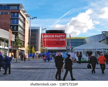Labour Party Conference taking place between 23-26 September 2018 in Liverpool as one of the most important happenings in UK politics.