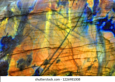 labradorite mineral texture as very nice background