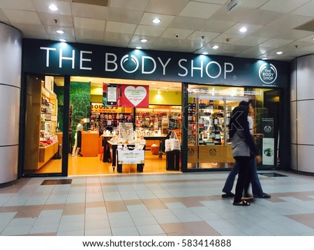 the body shop växjö