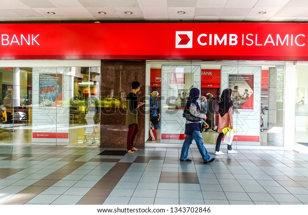 Labuanmalaysiamac 72019view Cimb Bank Building Labuan Stock