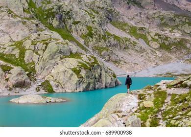 Lac Blanc (White Lake)