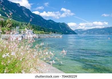 Lac du Bourgets Lake Bourget