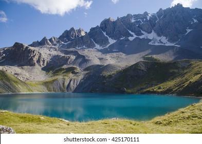 Lac Saint-Anne (PNR Queyras / Hautes-Alpes)
