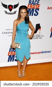 Lacey Chabert at the 19th Annual Race To Erase MS held at the Hyatt Regency Century Plaza in Los Angeles, California, United States on May 18, 2012.