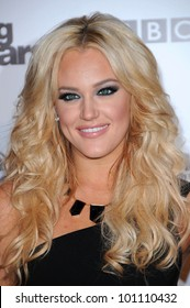 """Lacey Schwimmer at the """"Dancing With The Stars"""" 200th Episode, Boulevard 3, Hollywood, CA. 11-01-10"""