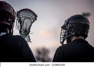 Lacrosse - american teamsports themed photo