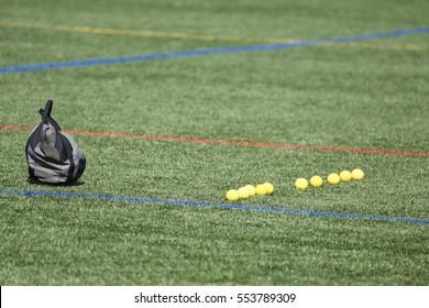 Lacrosse Ball Line