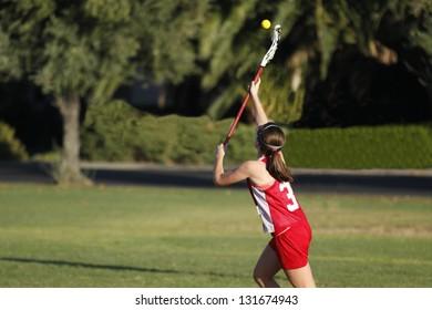 Lacrosse Catch