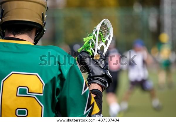 Lacrosse, Team Sports Themed Photo