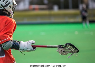 Lacrosse themed photo