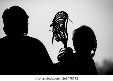 Lacrosse Themed Photo, American Sports
