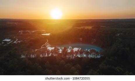 Lacs de Touvérac