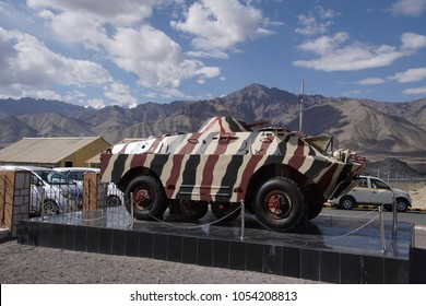 LADAKH, INDIA - SEP 12, 2017 - 