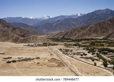 Ladakh, Pangong Lake, India