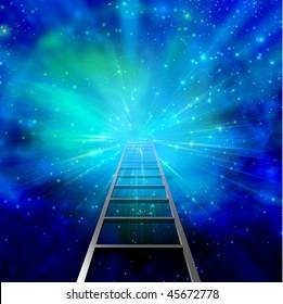 Ladder into Burst
