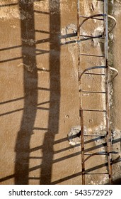 Ladder and its shadow