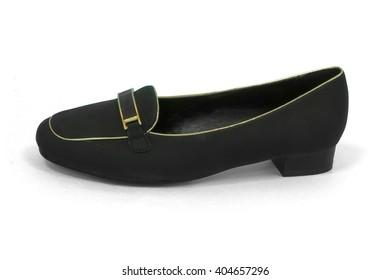 Ladies  footwear clean background