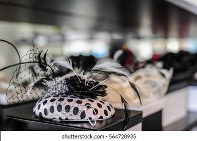 Ladies' races hat