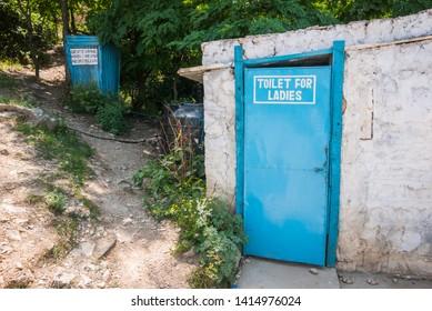 Ladies toilet India travel safety for women