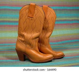 Ladies Western Boots