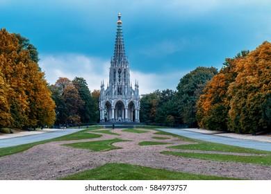 Laeken park