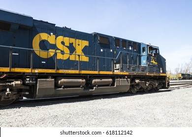 Csx Train Images, Stock Photos & Vectors | Shutterstock