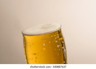 Lager Beer Macro