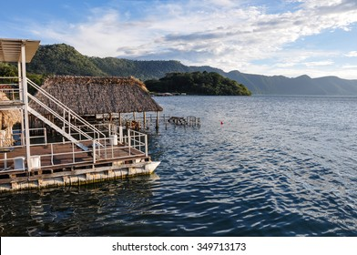 Lago de Coatepeque, El Salvador.