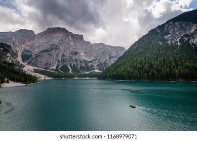 Lago di Braies, Lago Di Dobbiaco, Lago di Misurina, lake of dolomires