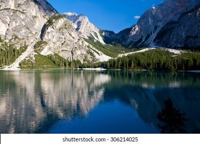 Lago di Braies - Dolomiti, Italy
