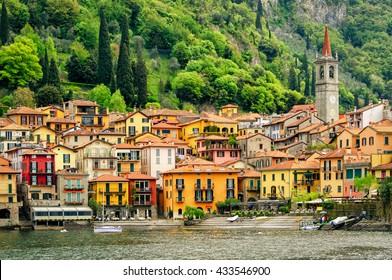 Lago di Como (Lake Como) Varenna