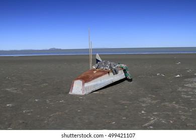 Lago Popo, Bolivia