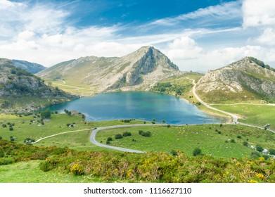Lagos de Covadonga, Spain