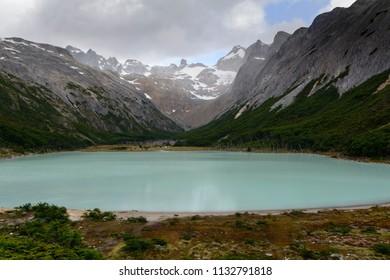 Laguna Esmeralda, Ushuaia, Argentina