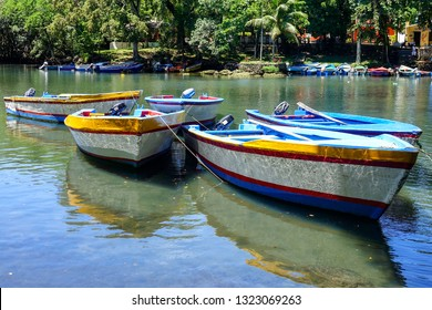 Laguna Gri Gri Rio San Juan Riverboats