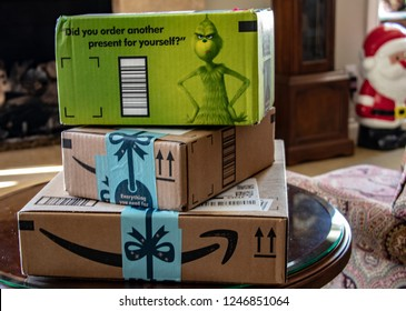 Amazon Shipping Images, Stock Photos & Vectors | Shutterstock
