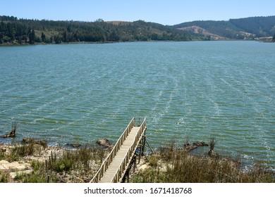 Laguna Torca, Vichuquén, Maule, Chile
