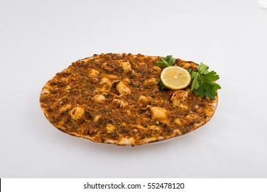 Lahmacun, Turkish special food