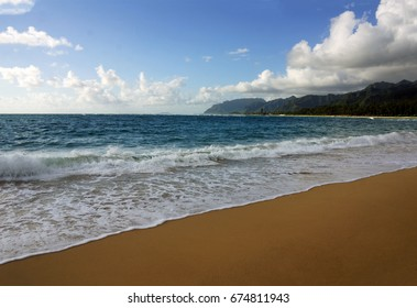 Laie Beach, Oahu, Hawaii