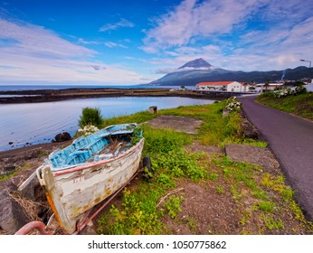 Lajes do Pico, Pico Island, Azores, Portugal