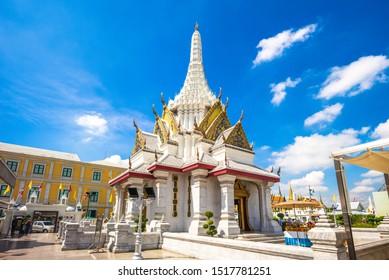 Lak Mueang, city pillar shrine of Bangkok thailand - Shutterstock ID 1517781251