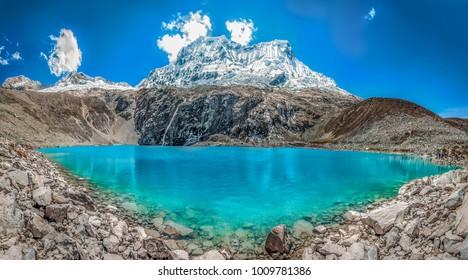 Lake 69, Huascaran, Huaraz - Peru