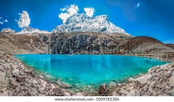 Lac 69, Huascaran, Huaraz - Pérou