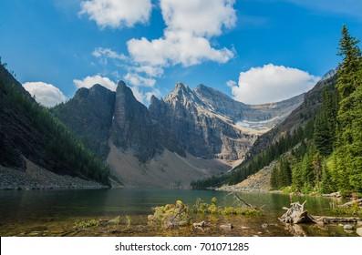 Lake Agnes, Alberta, Canada